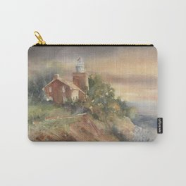 Big Bay Point Lighthouse Carry-All Pouch