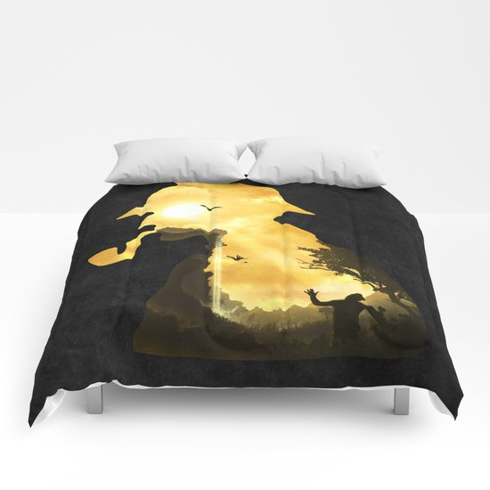 The Parting Hour Comforters