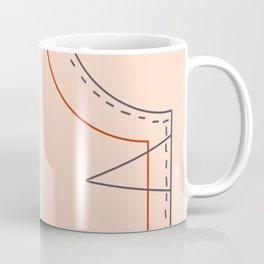 Sewing pattern Coffee Mug