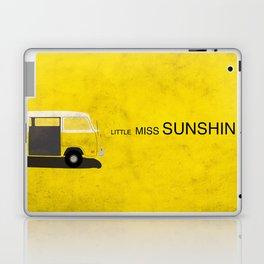 Little Miss Sunshine Minimalist Poster Laptop & iPad Skin