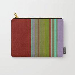LILAC & RED Carry-All Pouch
