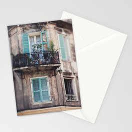 New Orleans - Close Your Eyes and Dream Stationery Cards