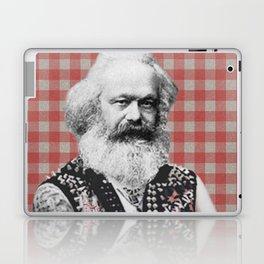 Punk Marx Laptop & iPad Skin