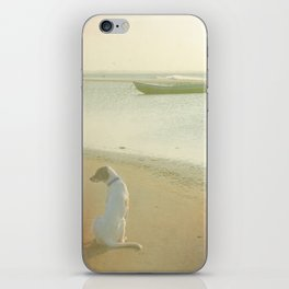 A dog´s life iPhone Skin