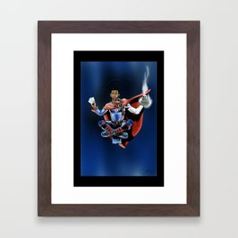 Chris Paul the deceiver Framed Art Print
