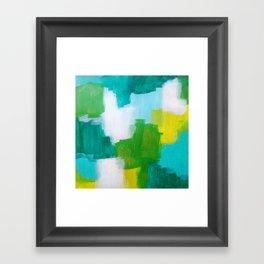 Rainbows & Dreams Framed Art Print