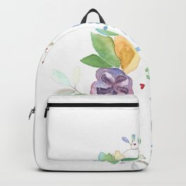 Quote for Life Backpack