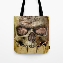 In The Eyes Of The Vampire Tote Bag