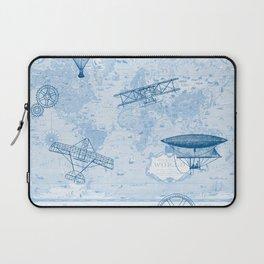 A Brief History of Flight Laptop Sleeve