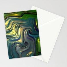 8D Fractal Stationery Cards