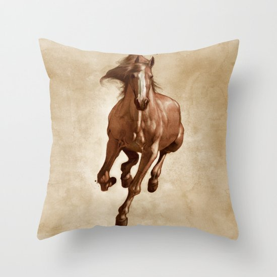 Sherman Throw Pillow