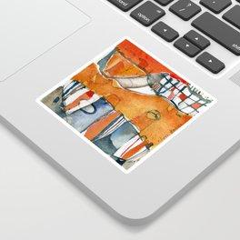 Ciudad Sticker