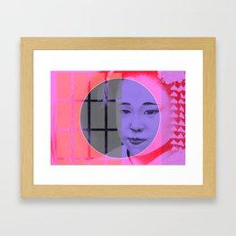 Mitsuko 05 Framed Art Print