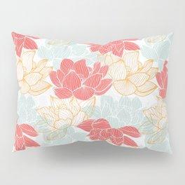 Lotus Carousal Pillow Sham