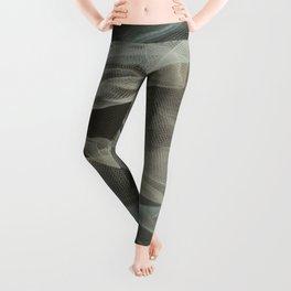 Abstract veil background 5 Leggings