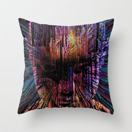 The Shaman Throw Pillow