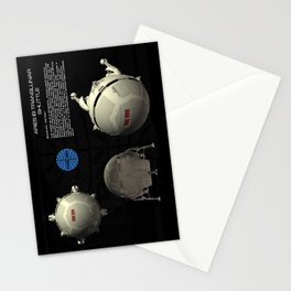2001: A Space Odyssey - Aries IB Stationery Cards
