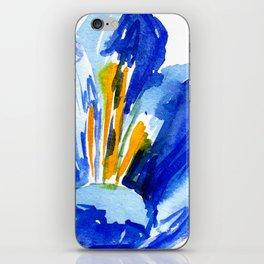 flower IX iPhone Skin