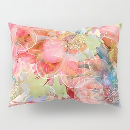 The Smell of Spring Pillow Sham