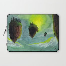 Floating Citadels Laptop Sleeve
