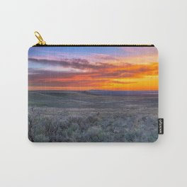 Color of the Desert Carry-All Pouch
