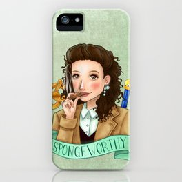 Yada, Yada, Yada iPhone Case