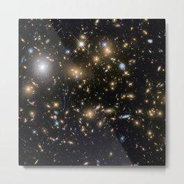 Galaxy Cluster MACSJ0717.5+3745 Metal Print