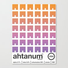 ahtanum single hop Canvas Print