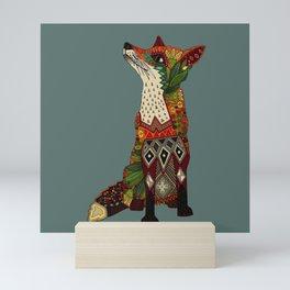 fox love Mini Art Print