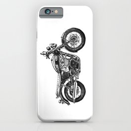 Triumph Motorcycle iPhone Case