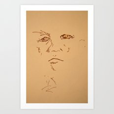 O.l Art Print