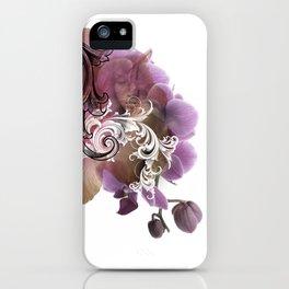 L'Orchidée iPhone Case
