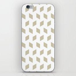 rhombus bomb in tidal foam iPhone Skin