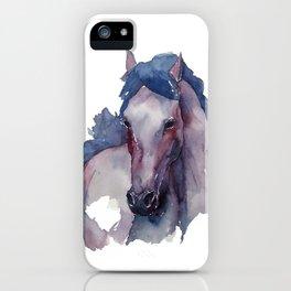 Horse #3 iPhone Case