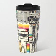 VHS Metal Travel Mug