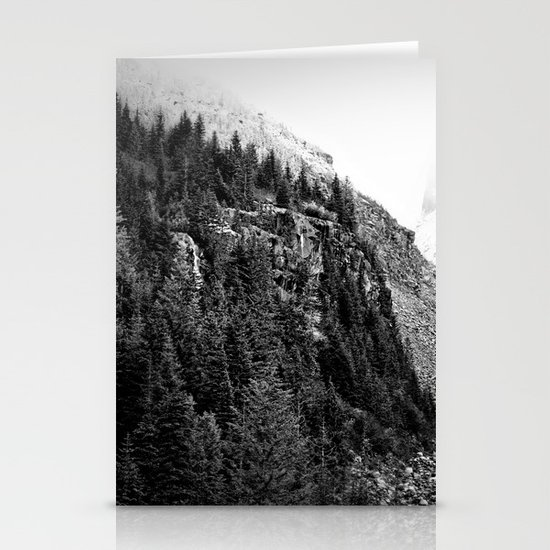 Mountain Valley Fog Stationery Cards