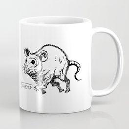 Run Mouse Run Coffee Mug