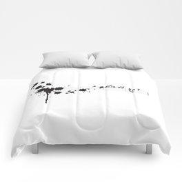 Splatter in D Minor Comforters