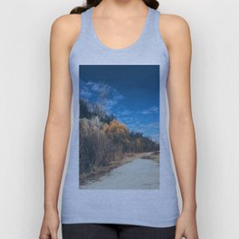 A walk in the park Unisex Tank Top