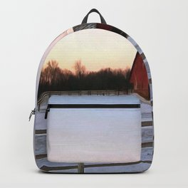 Winter Ranch Backpack