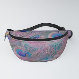 Sugar Peacock Feathers Fanny Pack