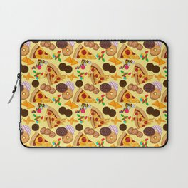 Snacks on Snacks Laptop Sleeve