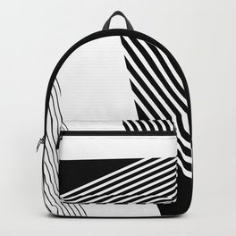 Channel Zero - White Backpack