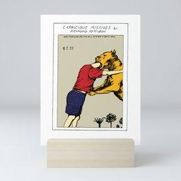 Capricious missives Mini Art Print