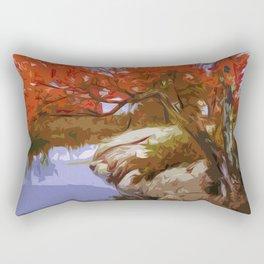 My Dream of Autumn Rectangular Pillow