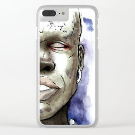 All parties are the same Clear iPhone Case