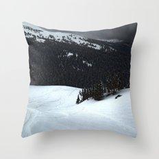 Loveland Pass Throw Pillow