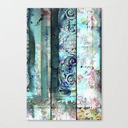 Romance a Florance Canvas Print