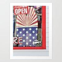Summer's Calling Art Print