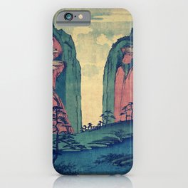 Amazed at Dinyia iPhone Case